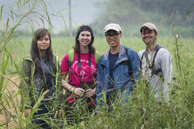 Second International Birding Race in Longzhou